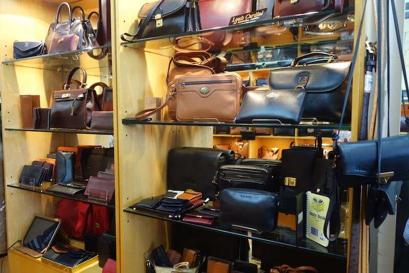 Upmarket Leather Retail & Manufacture