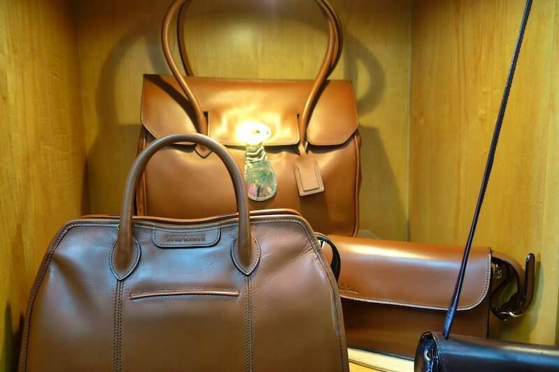 Upmarket Leather Retail Business